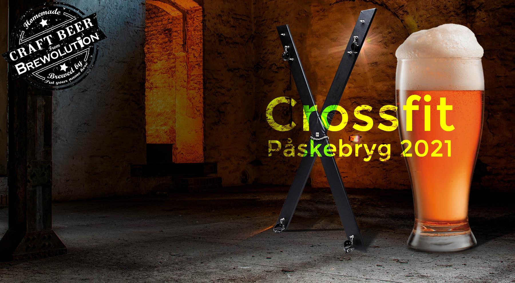 Crossfit - Påskebryg 2021