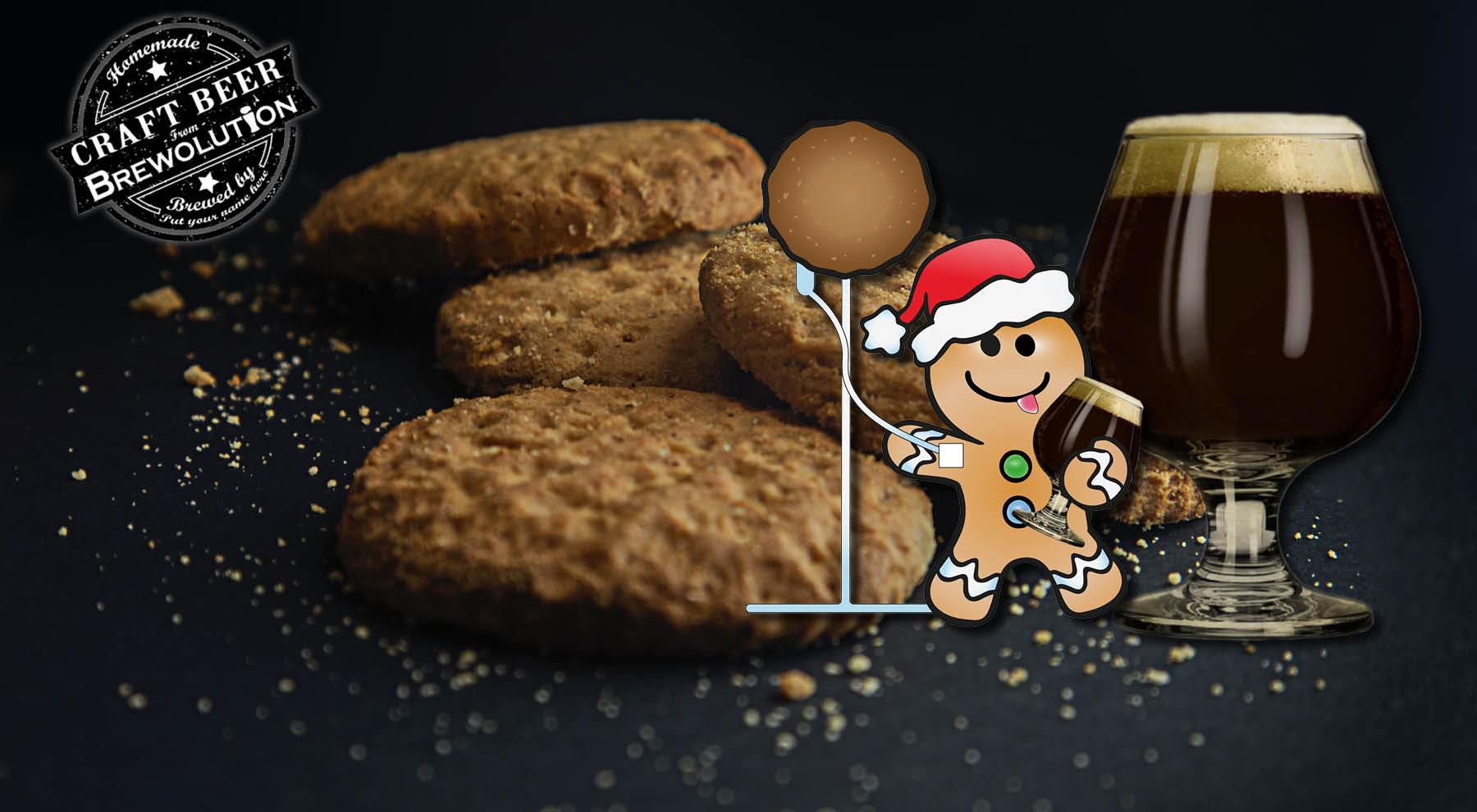 Ginger Cookie Junkie Christmas Brew 2021