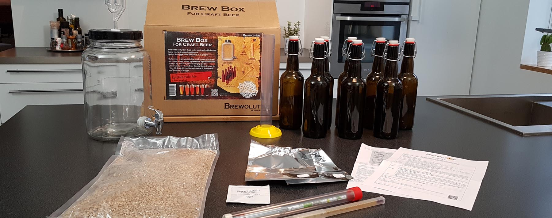 Guides Brew Box