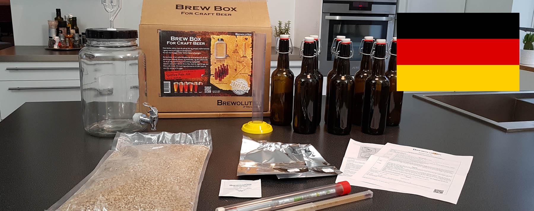 DE Guides Brew Box