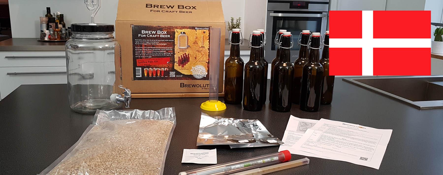 DK Guides Brew Box